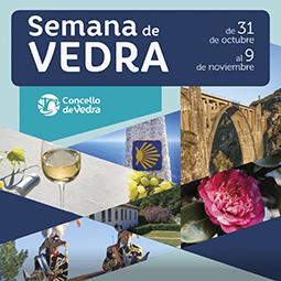 Abrir ¡Ven a disfrutar de la Semana de Vedra!