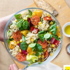 Vegetarianos: opciones para comer en As Cancelas