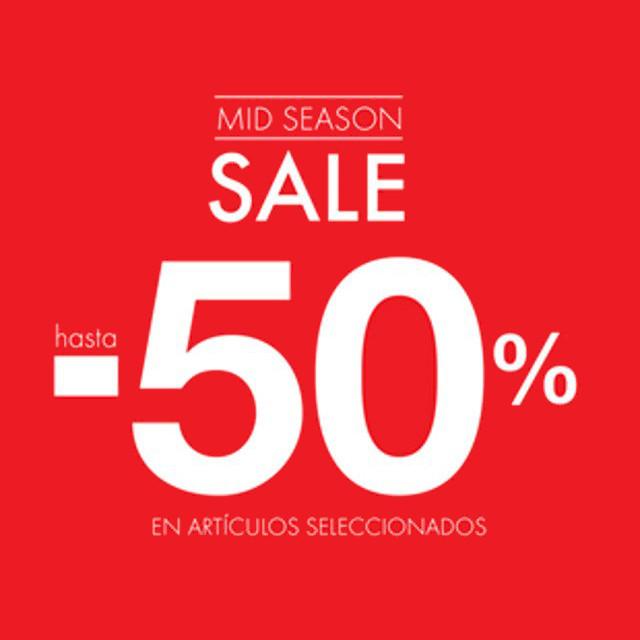 Abrir Ve a la última gracias a la Mid Season Sale de Kiabi