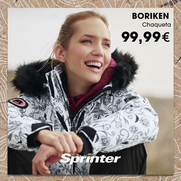 Abrir Abrigos para el frío desde 99,99€ en Sprinter