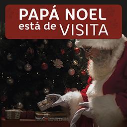 Abrir Papá Noel está de visita en As Cancelas!