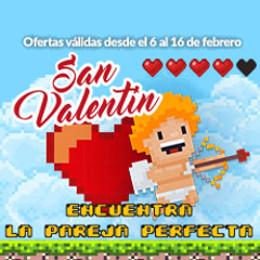 Abrir Las mejores ofertas de San Valentín están en GAME