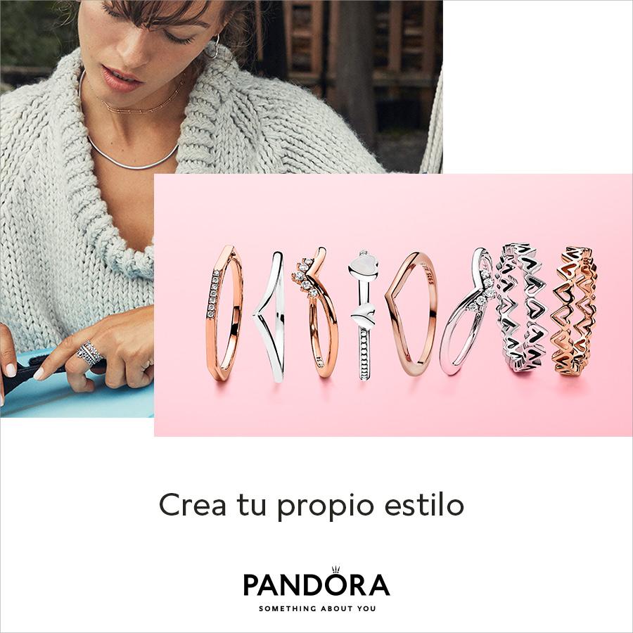 Abrir Crea o teu propio estilo coas xoias de Pandora
