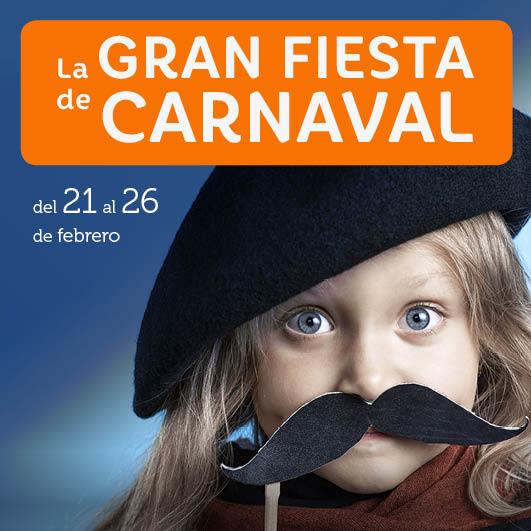 Abrir ¡La gran fiesta del Carnaval llega a As Cancelas!