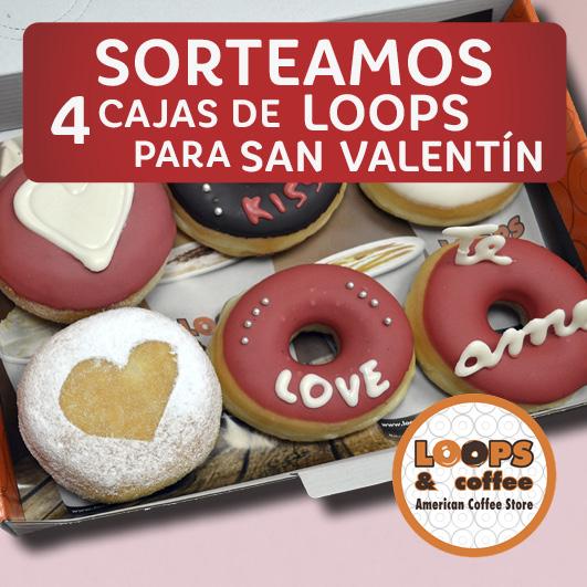 Abrir Sorteamos 4 cajas de loops para San Valentín