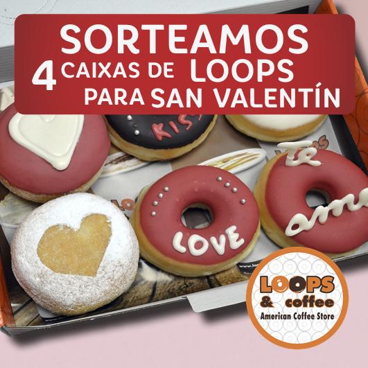 Abrir Sorteamos 4 caixas de loops para San Valentín