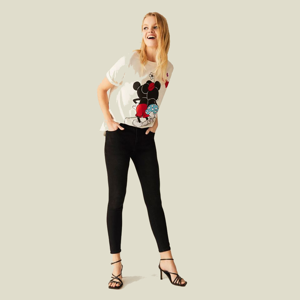 Abrir Faite cos teus Jeans Skinny en Lefties por 6,99€