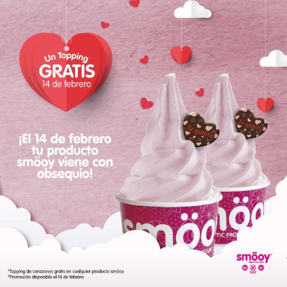 Abrir Cupido llega a Smooy con una promoción deliciosa