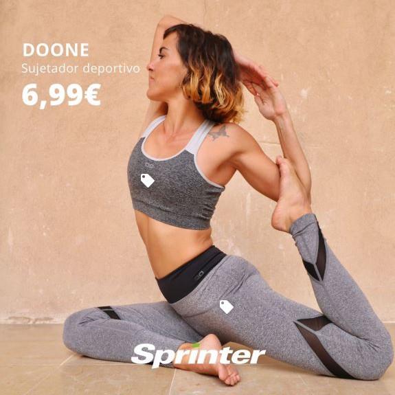 Abrir Aprovecha y consigue tus prendas de deporte con Sprinter
