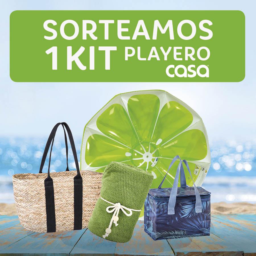 Abrir Sorteamos 1 maravilloso kit playero de la tienda Casa