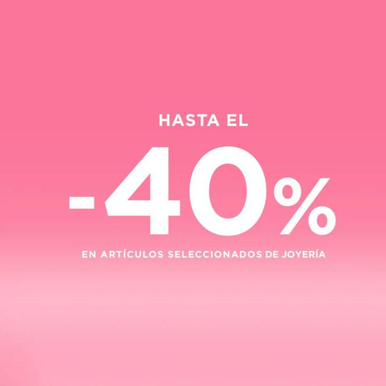 Abrir As túas xoias con descontos de ata o 40% en Tous
