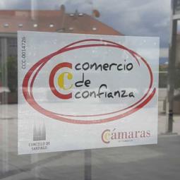 Abrir As Cancelas, primeiro centro comercial de España en recibir o selo de confianza da Cámara de Comercio