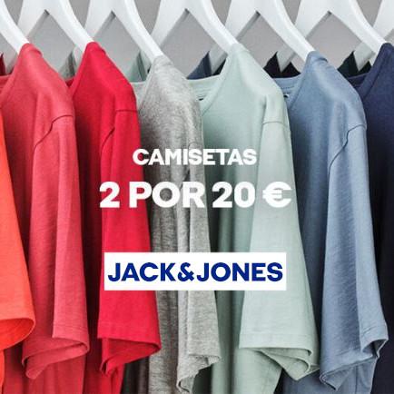 Abrir Las camisetas más veraniegas están en Jack & Jones