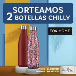 Abrir Sorteamos 2 fantásticas botellas Chilly de Fox Home