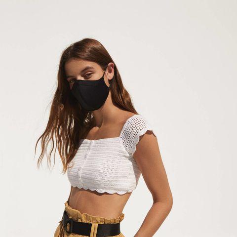 16 máscaras para que poidas combinar cos teus outfits