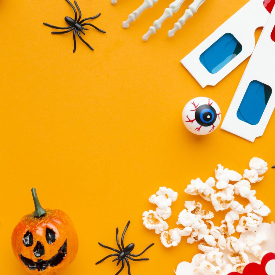 4 películas para pasalo de medo este outono