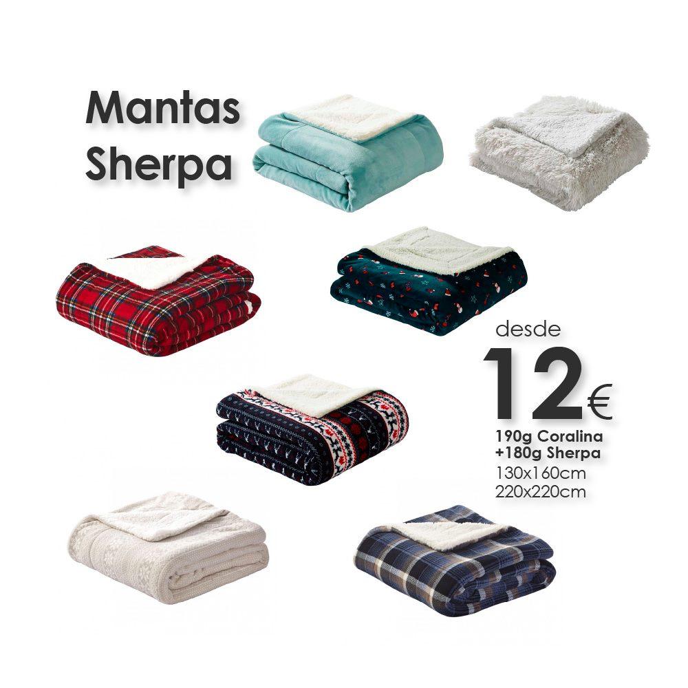 Abrir Consigue tus abrigosas mantas sherpa en Tramas+