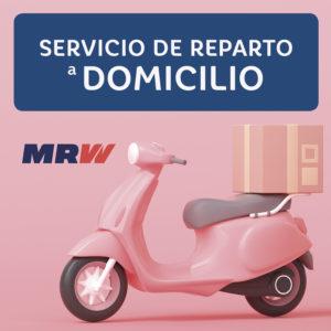 Abrir Nuevo servicio: ¡Te enviamos tus compras a casa!