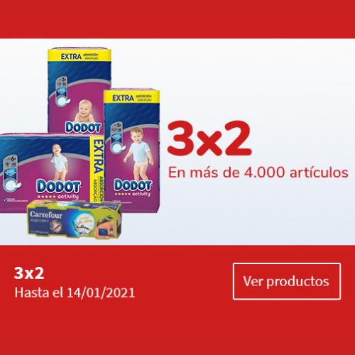 Abrir Tus productos favoritos siempre en Carrefour As Cancelas