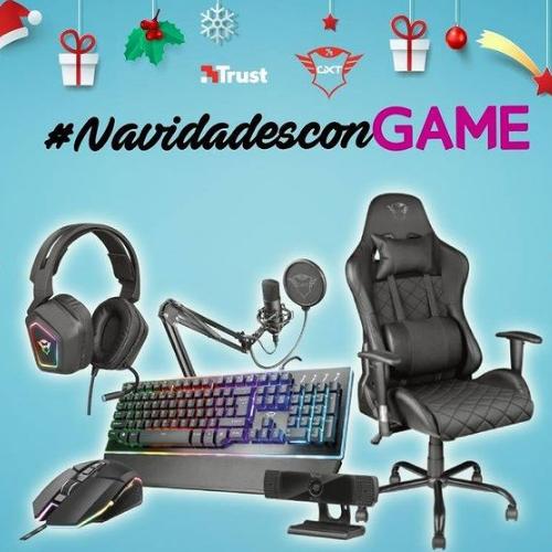 Abrir Las Navidades más Gamer Trust en tu tienda Game
