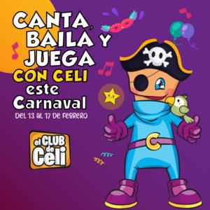 Abrir ¡Te invitamos al Carnaval online más divertido!