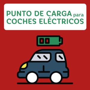 Abrir Estrenamos punto de carga para coches eléctricos