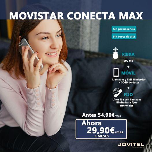 Abrir Disfruta de la nueva súper promoción de Movistar