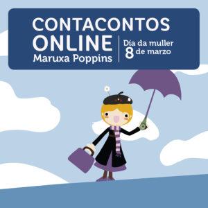 Abrir Contacontos online: Maruxa Poppins