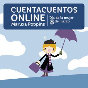 Abrir Cuentacuentos online: Maruxa Poppins
