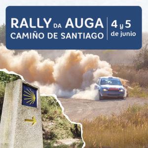 Abrir La velocidad llega a As Cancelas con el Rally da Auga