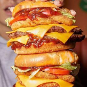 Abrir Llévate dos menús por solo 7€ en nuestro restaurante Burger King