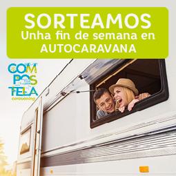Abrir Sorteamos unha fin de semana en caravana!