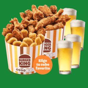 Abrir Vive la Eurocopa con esta promoción de Burger King