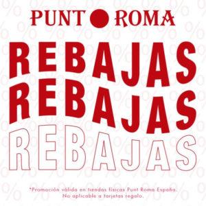 Abrir Estrena armario gracias a los descuentos en Punt Roma