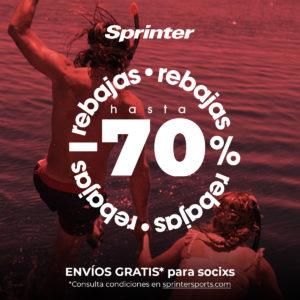 Abrir Hasta el 70% de descuento en nuestra tienda Sprinter