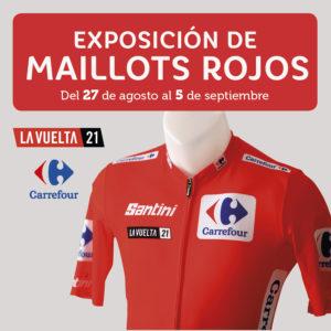 Abrir Descubre los maillots de los últimos ganadores de La Vuelta