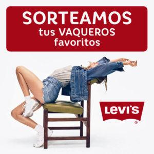 Abrir Sorteamos tus vaqueros favoritos de nuestra tienda Levi's